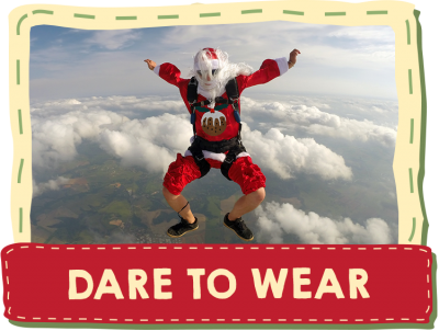 South East Simon Christmas Jumper Day Dare to Wear