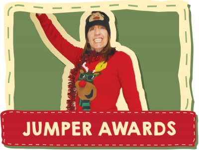 South East Simon Christmas Jumper Awards