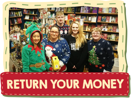 South East Simon Christmas Jumper Day - Returning Your Money Raised