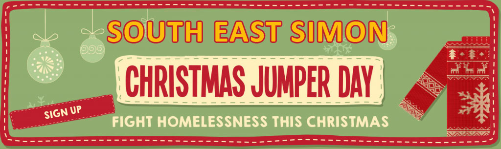 Christmas Jumper Day South East Simon Community